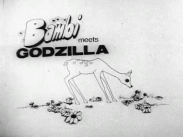 Bambi Meets Godzilla